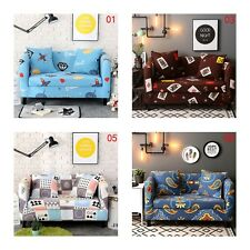 Fashion Elastic Cartoon Sofa Stretch Seater Cover Protector Couch Slipcover