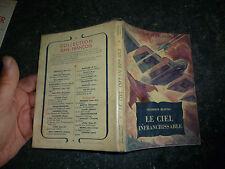 Collection Jean François : Thomson Burtis LE CIEL INFRANCHISSABLE 1953