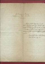 Manoscritto Metamorfosi Ovidio Filemone e Bauci Cav. Maffei Ateneo Brescia 1889