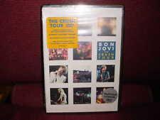 Bon Jovi - The Crush Tour (DVD, 2000) NEW