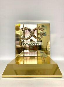 NEW DOLCE&GABBANA EYEGLASSES DISPLAY