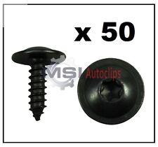 50 x VW AUDI Copertura del Motore Undertray Splashguard PASSARUOTA Torx vite N90775001