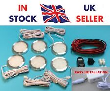 6 x 12V Campervan LED Lighting Kit /Ultra Thin/Full kit/Camper Conversion/T5/VW
