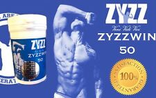 ZYZZWIN 50! WINST50! - Strongest Legal Anabolic Muscle Building Supplement!