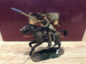 Britains: Boxed Set 17834 - British 9th Lancer, Mons. 54mm Scale. MIB. Retired