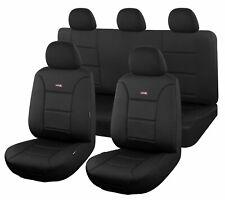 TM Sharkskin Ultimate Neoprene Seat Covers for Toyota Rav4 12/2018-on Hybrid BLK