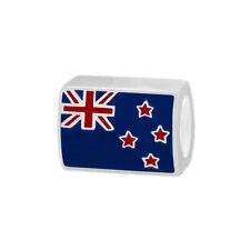 New Zealand Flag 925 Sterling Silver Bead fits European Charm Bracelets