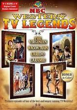 NBC Western TV Legends (DVD, 2014)