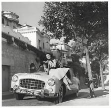 Simca / Ford Comète. Mid 1950's. Photo 15x15 cm.  L180-21