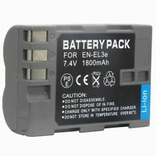 New EN-EL3e Battery Pack for Nikon D50 D70 D80 D90 D200 D300S D700 D70s