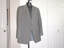 BROOKS BROTHERS 44 L Sport Coat Worsted Wool Very Soft Feel