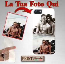 Cover per Wiko PERSONALIZZATA FOTO custodia morbida silicone alta qualità gel