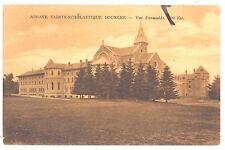 CPA 81 - Abbaye SAINTE SCHOLASTIQUE DOURGNE - Vue d'ensemble, côté Est