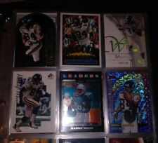 Randy Moss Lot Of 6 Cards