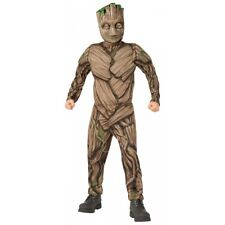 Groot Costume Kids Guardians of the Galaxy Halloween Fancy Dress