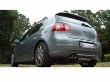 Milltek Res Cat Back Exhaust VW Golf MK5 GTi Edition 30 2.0T 06-09 SSXVW158