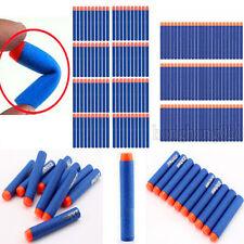400PCS Blue Refill Bullet Darts for Nerf N-strike Elite Blasters Kid Toys Gun US
