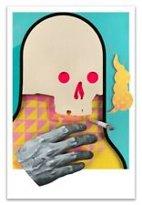 Michael Reeder Print Bobby With The Big Hand SOLD OUT Edition Of 75 ComplexCon