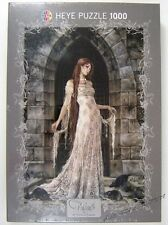 The Dress by Victoria Frances 1000 Pieces Gothic Jigsaw Puzzle ~ New