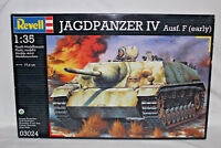 REVELL 03024 JAGDPANZER IV AUSF. F EARLY  1:35