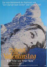 Picnic at Hanging Rock R1989 German A1 Poster