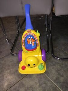 Fisher price Alphabet Toy Hoover