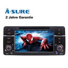 Autoradio DVD GPS für BMW E46 M3 325 3er 318 320 Rover75 MG USB BT VMCD