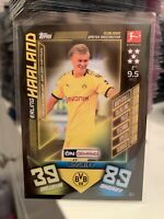 Erling Haaland Topps 2019/20 On Demand SP Rookie Card 155 UEFA Match Attax BVB