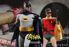 1/6 Scale Batman and Robin Set 1966 Film Figures by Hot Toys