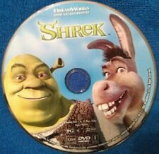 Shrek (Dvd, 2003, Full Frame) Disc Only, No Usps Tracking!