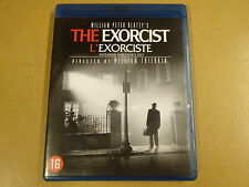 BLU-RAY / THE EXORCIST / L'EXORCISTE ( WILLIAM FRIEDKIN, WILLIAM PETER BLATTY )