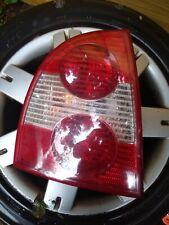 VW PASSAT B5.5 SALOON PASSENGER LEFT NS REAR LIGHT