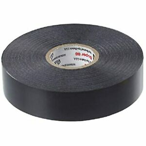 Scotch 6143-BA-100 Super 88 Electrical Tape, Vinyl All-Weather.75-In. x 66-Ft. -