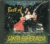 """SANTA ESMERALDA """"Best Of"""" CD"""
