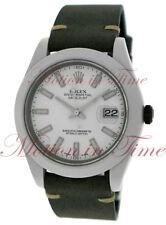 Rolex Datejust II White Walker Bespoke Unique Titan Black Edition 41mm 116300