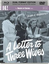 A Letter to Three Wives 1949 [Masters of Cinema] Dual Format DVD  Blu-ray