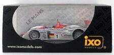Véhicules miniatures IXO sous boîte fermée Audi