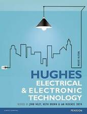 Hughes Electrical and Electronic Technology by Brown, Dr Keith, McKenzie-Smith,