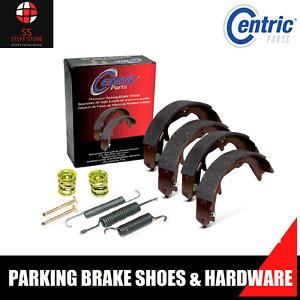 Parking Brake Shoes + Hardware For Nissan Frontier, Quest, Pathfinder, GT-R