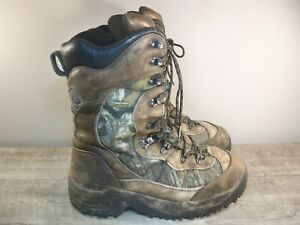 Cabela's Inferno Insulated Dry-Plus Waterproof Hunting Camouflage Men's Boots 10