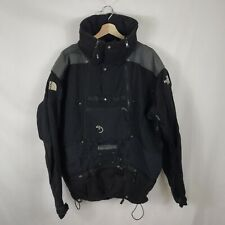THE NORTH FACE Mens Steep Tech Transformer Jacket Black Gray Rare Size XXL