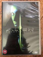 Sigourney Weaver ALIEN RESURRECTION ~ 1997 Jeunet Sci-Fi Sequel | 4 | UK DVD
