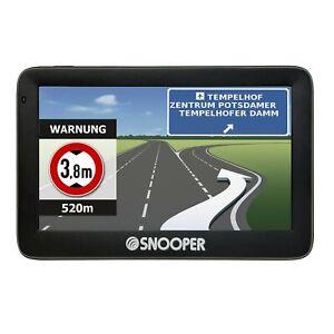 Snooper Ventura PRO S5100 Reisemobil- Navigationssystem