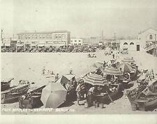 "NEWPORT BEACH Doryman Fishing Fleet Market VINTAGE Photo Print 1470 11"" x 14"""