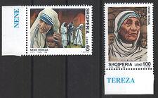 1998 Albania. Albanian  Stamps. Mother Teresa.  MNH