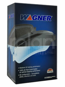1 set x Wagner VSF Brake Pad FOR HOLDEN COMMODORE VE (DB1765WB)