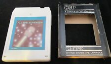All Time Standards Various Artists 8-Track Tape cartridge 1979 CBS Music