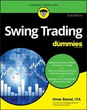 Swing Trading for Dummies, Paperback by Bassal, Omar, Brand New, Free shipping