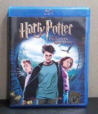 Harry Potter and the Prisoner of Azkaban     (Blu Ray)     LIKE NEW