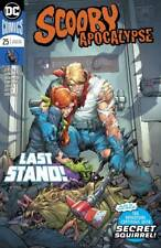 Scooby Apocalypse #25 Death of Fred